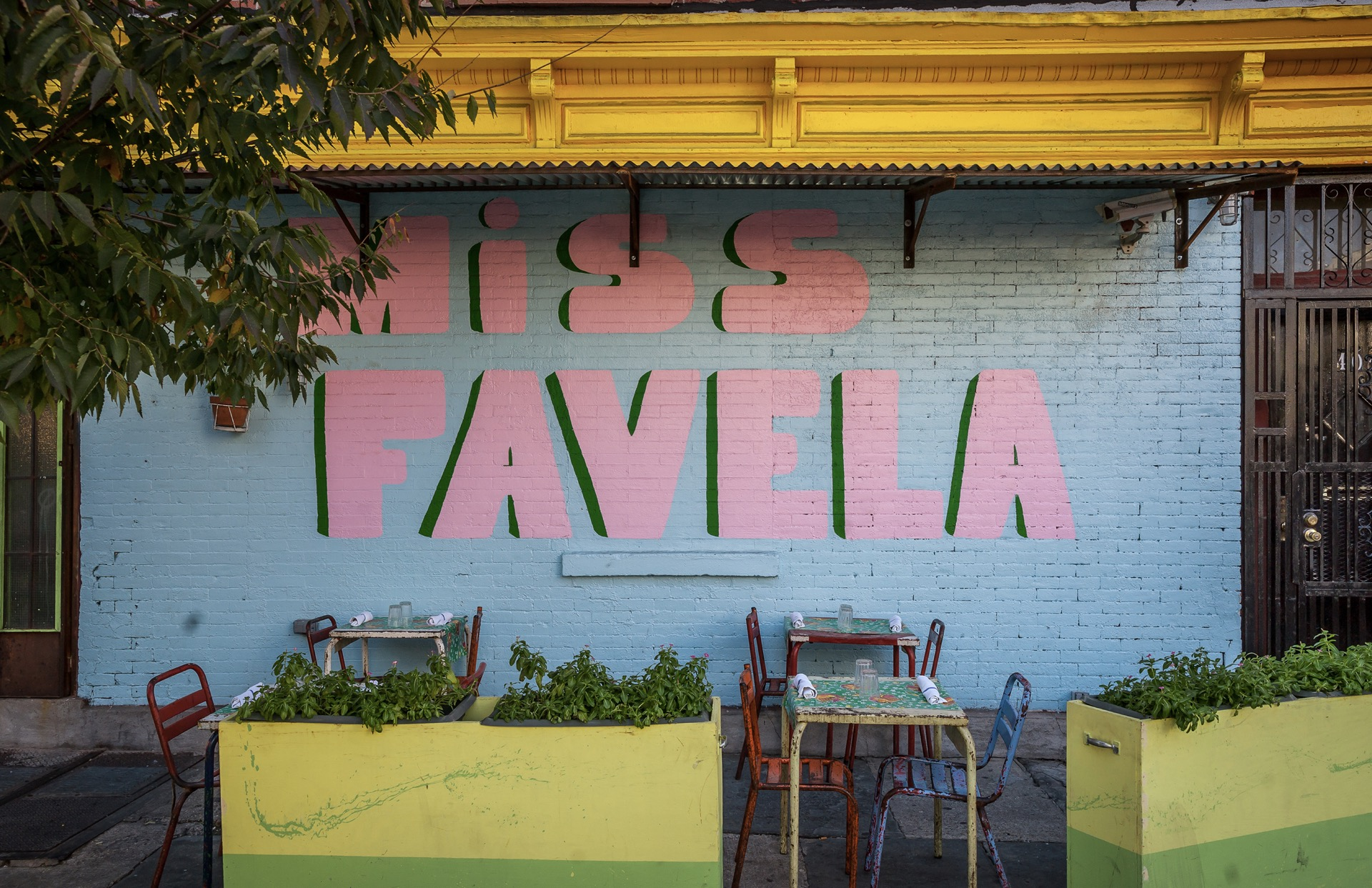 Miss Favela Restaurant